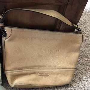 Well-Loved Coach Purse!